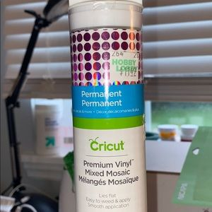 Cricut premium vinyl mixes mosaique...